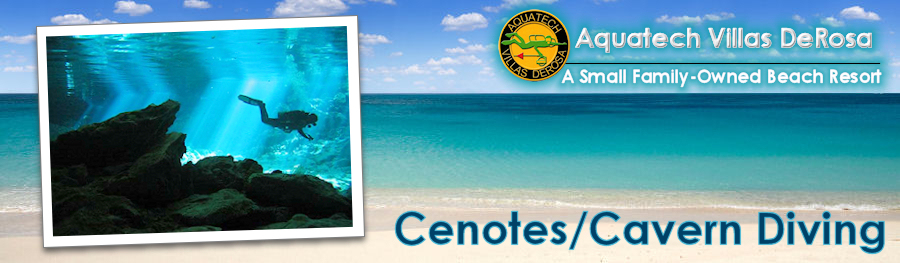 cenotes and cavern diving