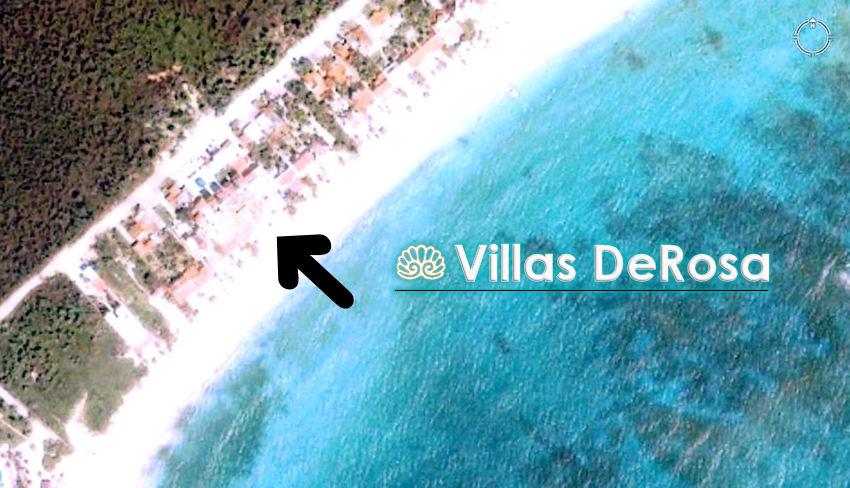 Driving Directions To Villas Derosa Beach Resort