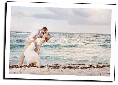 Beach weddings in Mexico